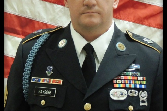 Staff Sergeant. Thomas Allen Baysore Jr., 31, of Milton, Pennsylvania, was killed by direct fire on Sept. 26th. Staff Sergeant Baysore served as a squad leader with Charlie Company, 1st Battalion, 506th Infantry Regiment, 4th Brigade Combat Team, 101st Airborne Division, Fort Campbell, Kentucky.