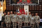 KATUSA Soldiers receive the Gen. Paik Sun Yup Leadership Award