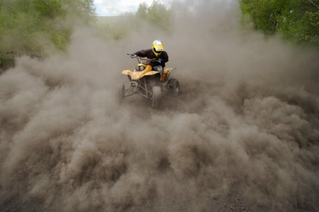 Investigate sources in your locale that provide safety training for ATV operators; both new and experienced ATV riders should take refresher safety training on a regular basis. Courtesy photo