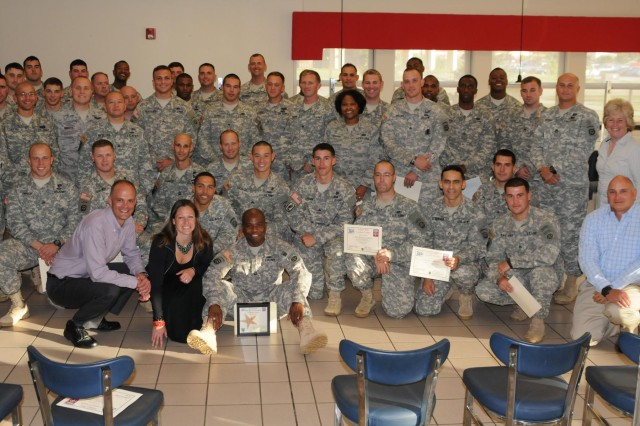 Soldier 360 provides resiliency training to paratroopers and their spouses