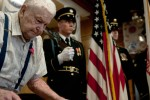 WWII veteran receives award after 68 years