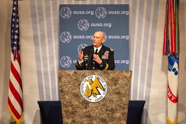 Dwight D. Eisenhower Luncheon, AUSA 2013