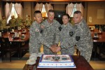 The 210th Fires Brigade celebrates 2nd Infantry Division's 96th birthday