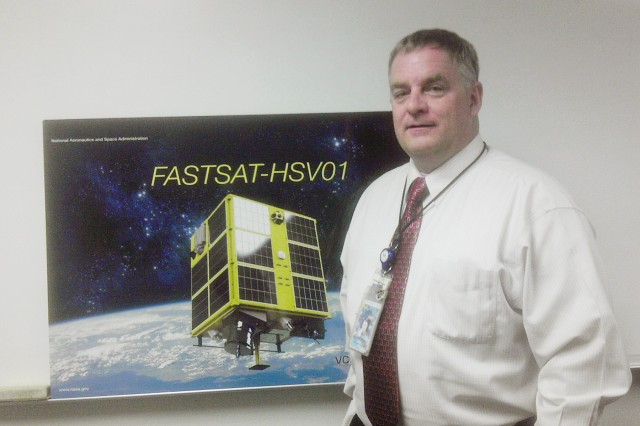 Nicholas C. Chando serves as the U.S. Army Space and Missile Defense Command/Army Forces Strategic Command liaison to Operationally Responsive Space and as the Army liaison to the Space Test Program, Space and Missile Systems Center, in Albuquerque, N.M.