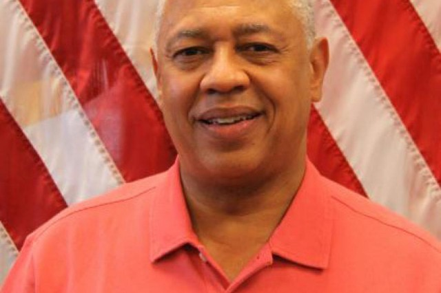 Ron Richards names USACE Logistician of the Year