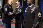 Two NCOs recognized for excellence in educational leadership