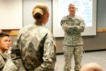 Vice Chief Campbell, SMA Chander visit 'Big Red One' Soldiers, discuss R2C