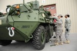 10th Sustainment Soldiers embrace capabilities of new chemical-detection vehicle