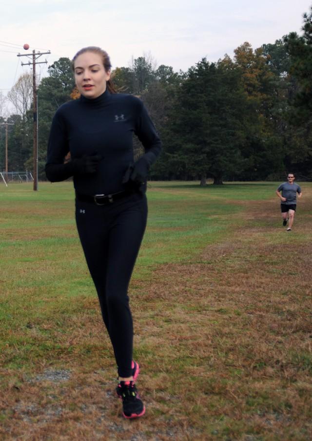 USAG Fort A.P. Hill hosts Halloween 5K Run and Walk
