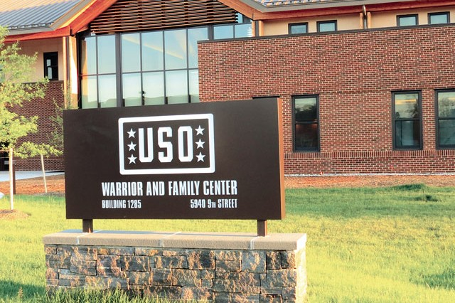 Fort Belvoir's USO Warrior and Family Center won a Presidential Citation for Universal Design from the Washington Chapter of the American Institute of Architects, AIA DC, Oct. 3.