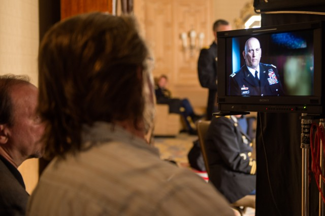 U.S. Army Chief of Staff National Geographic Interview