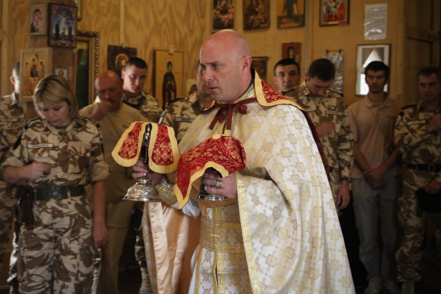 how to become a chaplain in the army