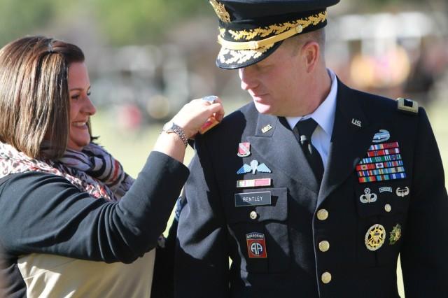 field artillery school commandant promoted to brigadier
