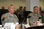 VCSA, SMA discuss readiness and resiliency at JBLM