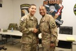 101st HHB hosts NCO and Soldier of the Year