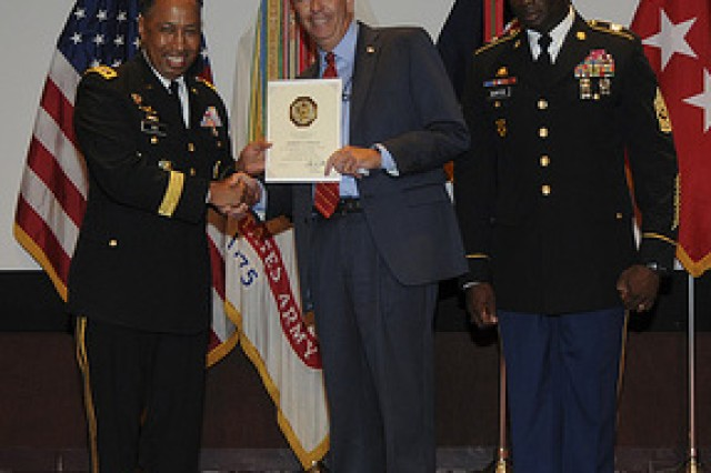 The U.S. Army Materiel Command recognized employees for various accomplishments Nov. 1.
