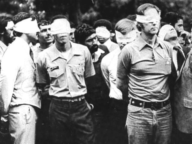 US Embassy in Iran Seized, 4 November 1979