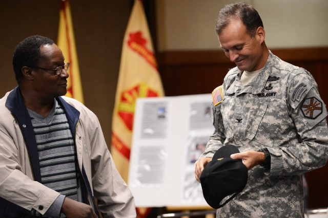 U.S. Army Garrison Humphreys hosted its annual Retiree Appreciation Day event Oct. 19 at the Humphreys Community Fitness Center here. More than 150 retirees attended and were provided with information on various topics relating to health and finance and also met with organizations that cater to those who have retired from the military.