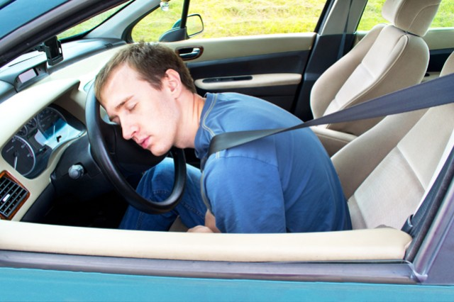 Taking precautions before a road trip may prevent an unnecessary accident. Not driving alone, avoiding long drives at night, taking frequent breaks and getting a good night's sleep are tips that can help Soldiers, their Families and civilians fight fatigued driving. Courtesy graphic