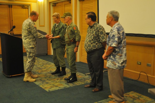 TSC professional development session studies sustainment concepts in Vietnam