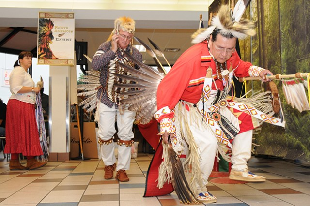 Fort Rucker celebrates Native American History