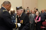 U.S. Army World War II Veteran receives awards 68 years after the War