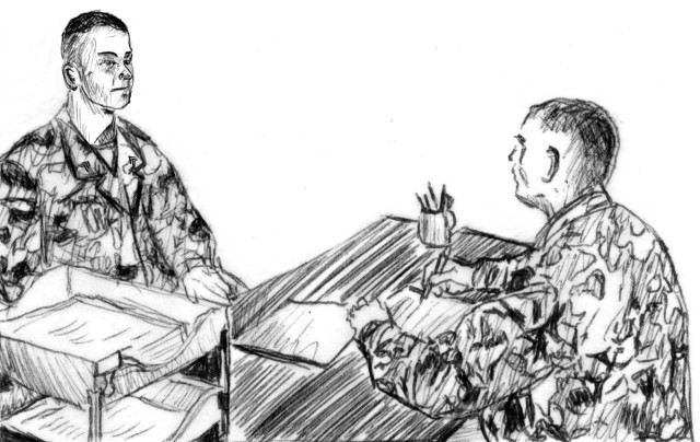 In OER, NCOER, Soldiers now evaluated on commitment to ending sexual harassment