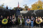 Thousands on Veterans Day in DC pause to remember fallen Vietnam veterans