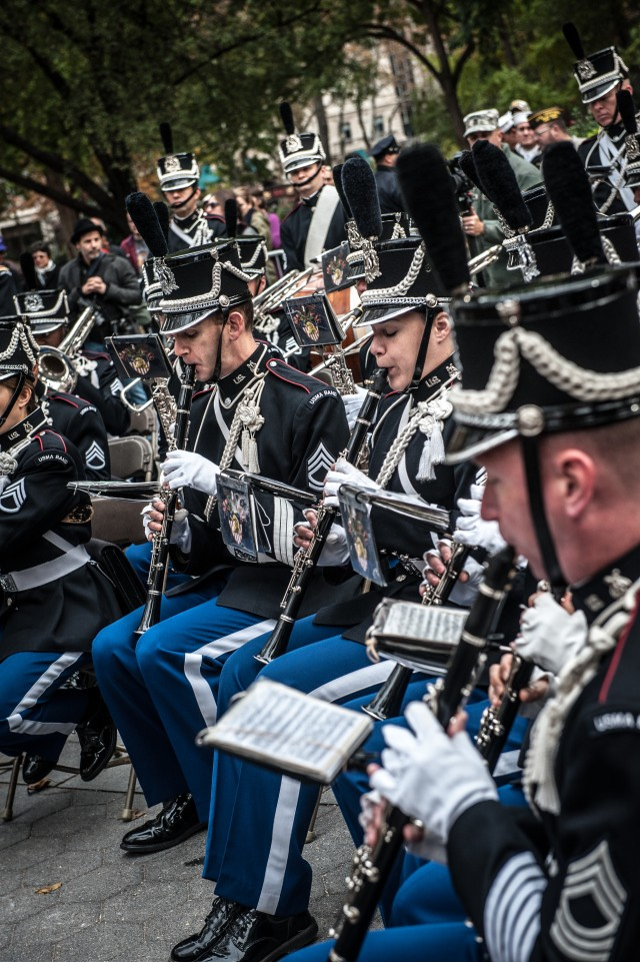 "New York City Veterans Day Parade ""America's Parade"""