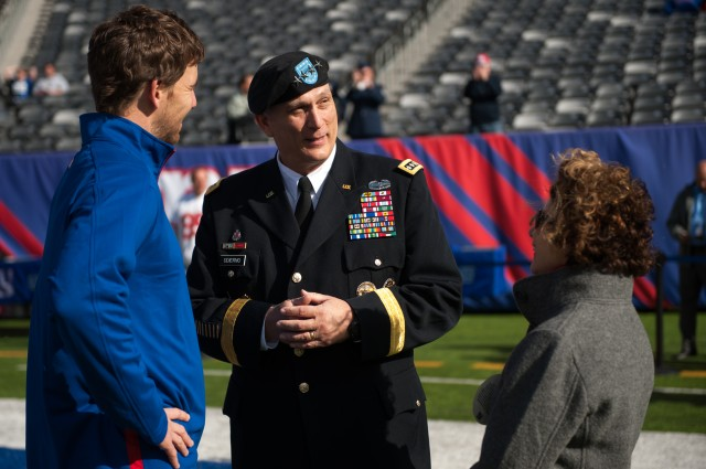 Salute to Services at MetLife Stadium