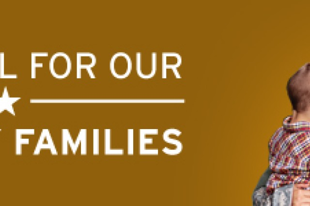 Logo from Army Families' microsite at www.army.mil/families.