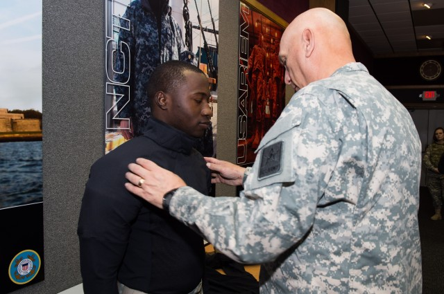Army Chief of Staff Visits Natick Soldier Systems Center