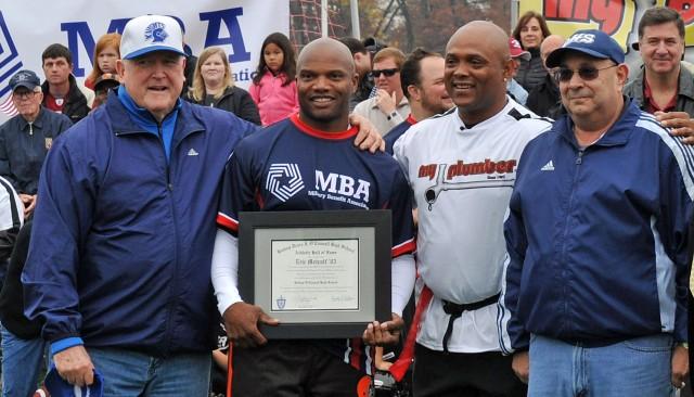 Metcalf Honored