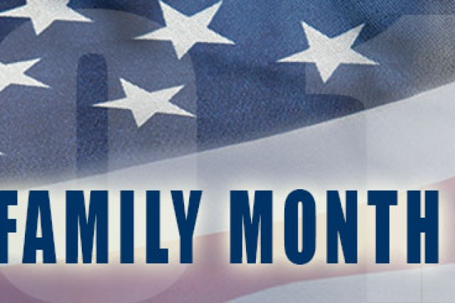 Month of the Military Family