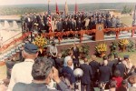 From jubilation to sorrow...President Kennedy's historic celebration at Greers Ferry Dam followed by tragedy in Dallas