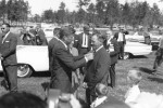 From jubilation to sorrow - President Kennedy's historic celebration at Greers Ferry Dam followed by tragedy in Dallas