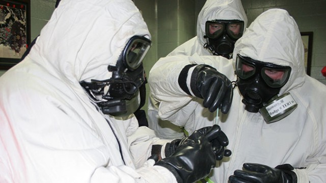 Army scientists to improve methods of detecting, decontaminating ricin