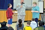 Fueling the Future: USAREUR leader helps encourage healthy lifestyle