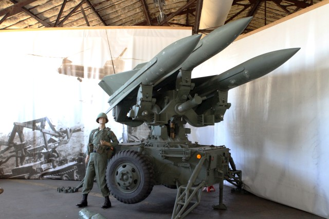 air defense artillery in vietnam