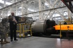 Given today's sequester environment, no contract is too small for Army manufacturing