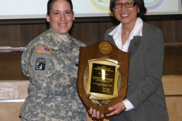 ACC Soldiers, team selected as 2013 Army Acquisition Award winners