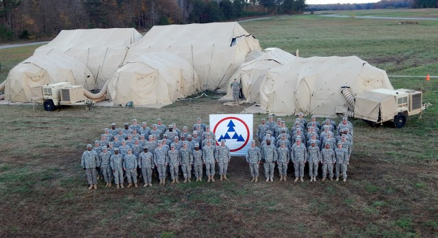 3d ESC Soldiers Execute Early Entry