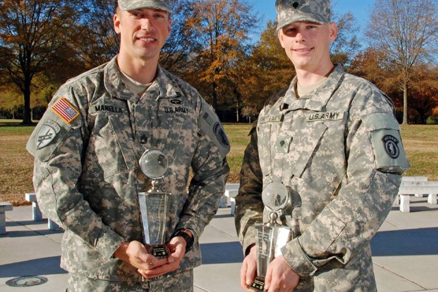 Best Warrior winners credit success to family, command, and hard work