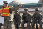 Deployed chaplain assistants complete stress training
