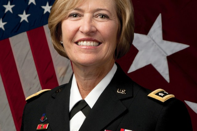 Lt. Gen. Patricia D. Horoho, Army Surgeon General and Commanding General, U.S. Army Medical Command.