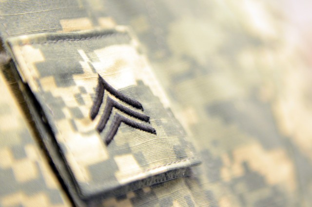 Points change for Soldiers seeking NCO status