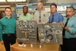 Armor plates' ballistics protection scrutinized for Soldier safety