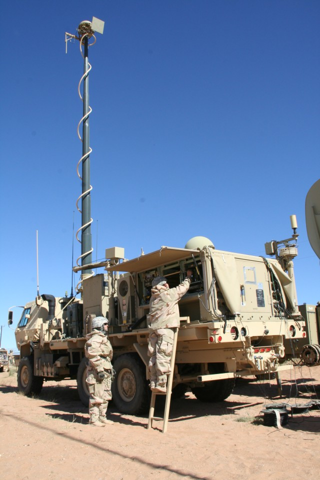 Warfighter Information Network-Tactical (WIN-T) Increment 2 Tactical Communications Node (TCN)