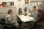 Fort Sam career counselors call on quality Soldiers
