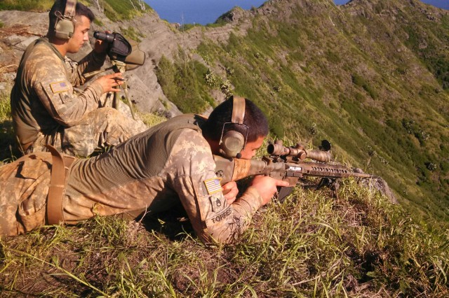 Army, Marines, Honolulu police compete for 'Best Sniper ...